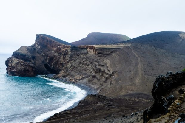 vulcano capelinhos azzorre faial