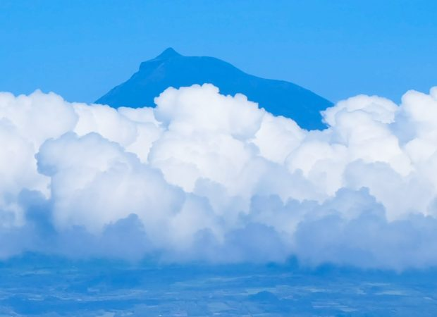 vulcano pico azzorre