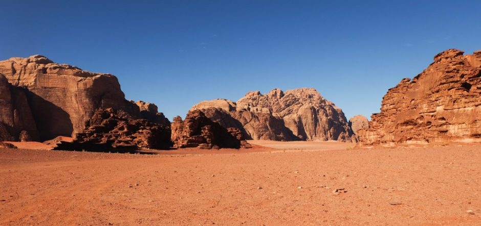 wadi rum deserto blog trek