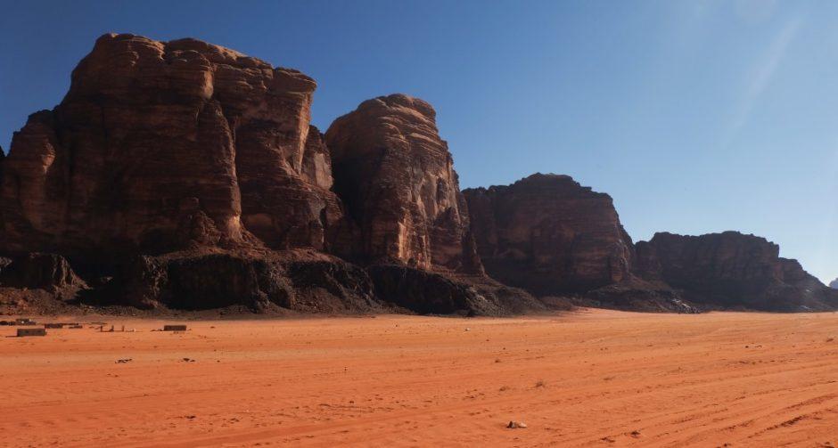 wadi rum deserto giordania blog