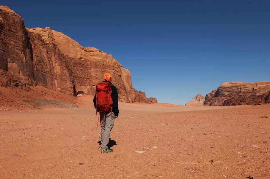 wadi rum deserto giordania blog trek