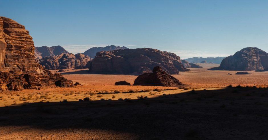 wadi rum deserto giordania panorama blog